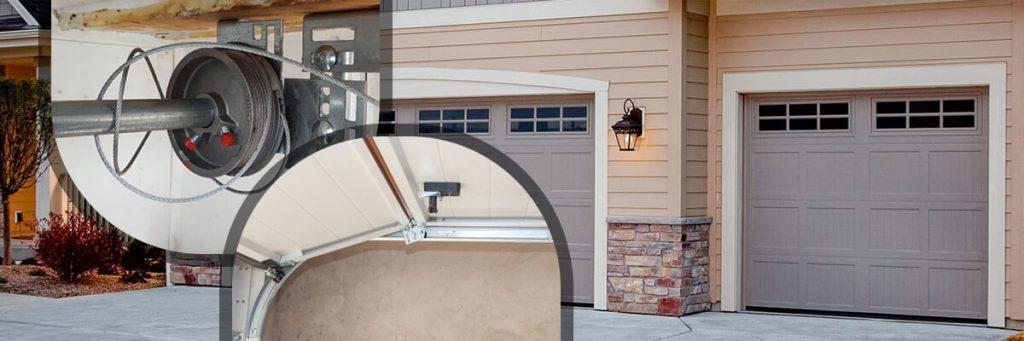 Garage Door Tracks Repair Euless